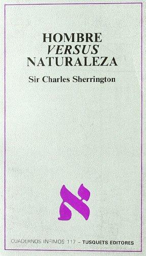 9788472236172: Hombre Versus Naturaleza (Spanish Edition)