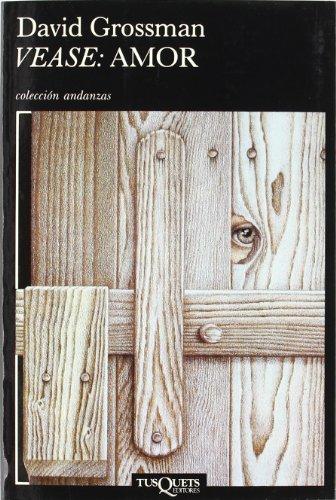 9788472236561: Vease / See Under: Amor / Love (Spanish Edition)