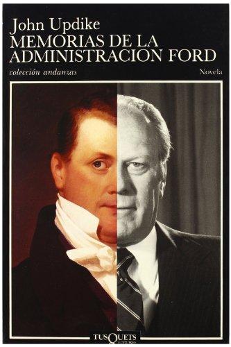 9788472236691: Memorias de la Administración Ford (Volumen independiente)