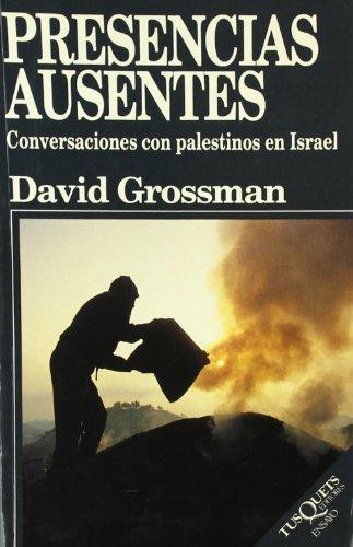 9788472237377: Presencias Ausentes (Spanish Edition)