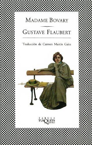 9788472237445: Madame Bovary (Fabula) (Spanish Edition)