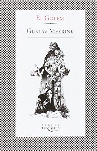 9788472238343: El Golem (Fbula) (Spanish Edition)