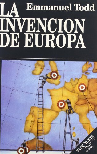 9788472238688: La Invencion De Europa (Spanish Edition)