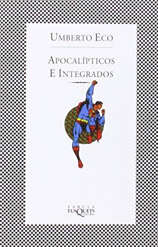 9788472238695: Apocalípticos e integrados (.)