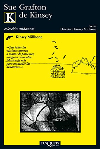 9788472238701: K de Kinsey (Spanish Edition)