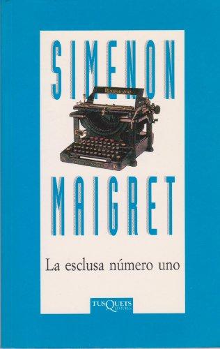 9788472239067: La Esclusa Numero Uno (Spanish Edition)