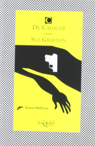 9788472239364: C De Cadaver / C Is for Corpse (Spanish Edition)