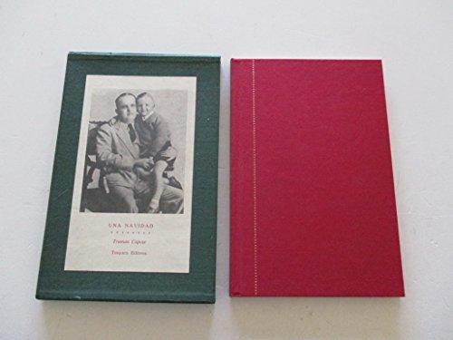 Una Navidad / One Christmas (Spanish Edition): Capote, Truman