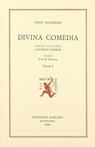 9788472260344: Divina comèdia (Els Nostres clàssics : Col·lecció A) (Catalan Edition)