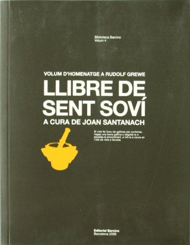 9788472267213: Sent Sovi. Biblioteca Barcino