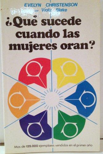 Que Sucede Cuando Las Murje (Spanish Edition)