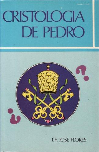 9788472283985: Cristologia de Pedro