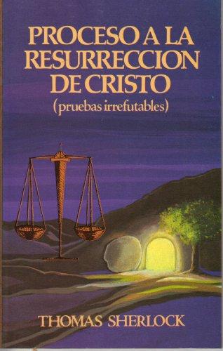 9788472286207: Proceso a la resurreccion del cristo