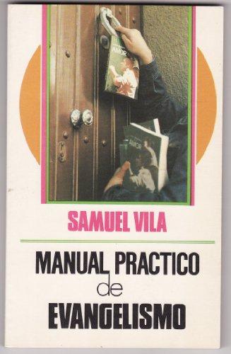 9788472286481: Manual Practico De Evangelismo
