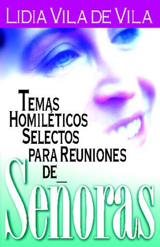 9788472287570: Temas homiléticos selectos (Spanish Edition)