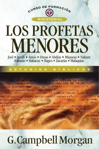 Los profetas menores (Spanish Edition): Samuel Vila Ventura