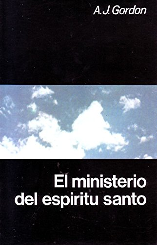 9788472288638: El Ministerio del Espiritu Santo