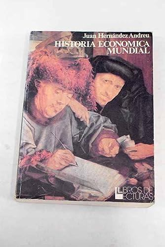 9788472312739: Historia económica mundial: lecturas