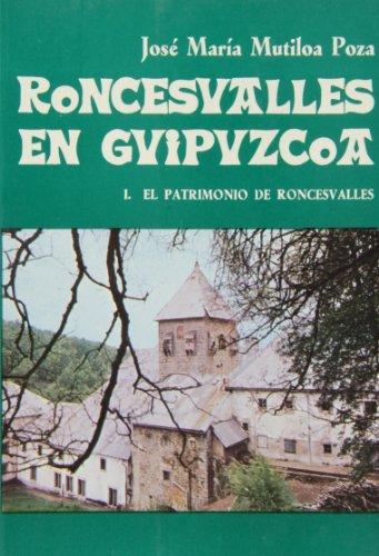 Roncesvalles en Guipúzcoa: Mutiloa Poza, José
