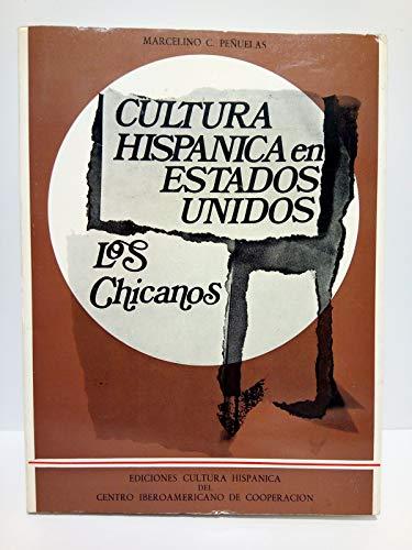 9788472321496: Cultura hispanica en los estadosunidos: los chicanos