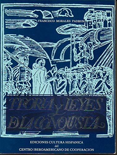 9788472321939: Teoria y leyes de la conquista