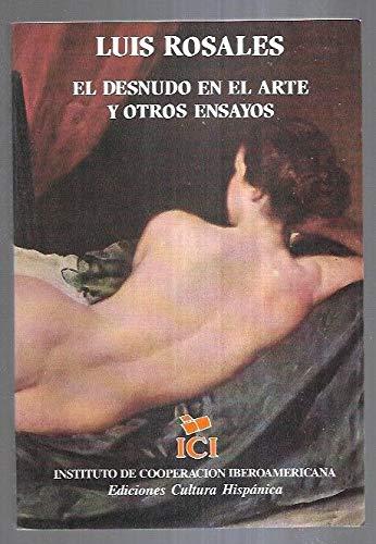 9788472324190: El desnudo en el arte y otros ensayos (Spanish Edition)