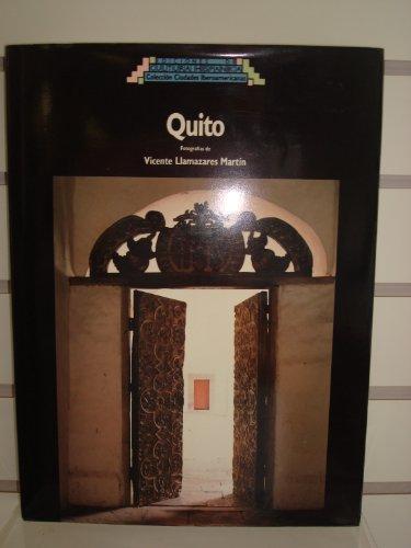 9788472324831: Quito