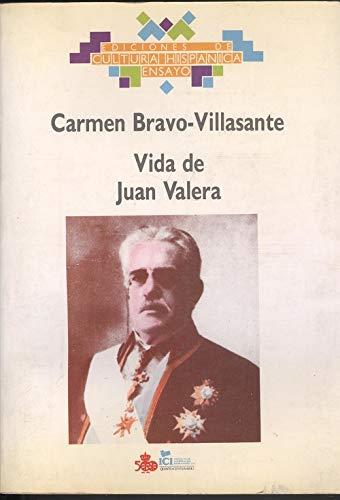 9788472324862: Vida de Juan valera