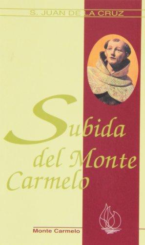 9788472395947: Subida del Monte Carmelo (Karmel)