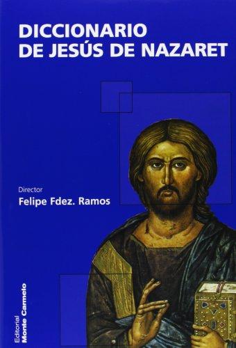 9788472396340: Diccionario de Jesús de Nazaret