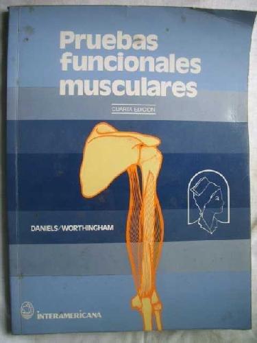 9788472422261: Pruebas funcionales musculares