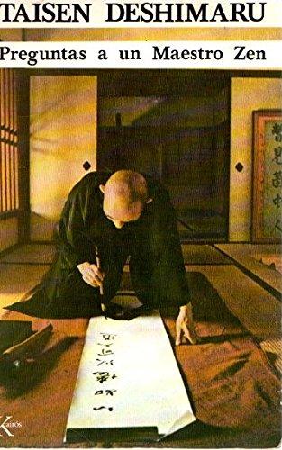 9788472451360: Preguntas a un maestro zen