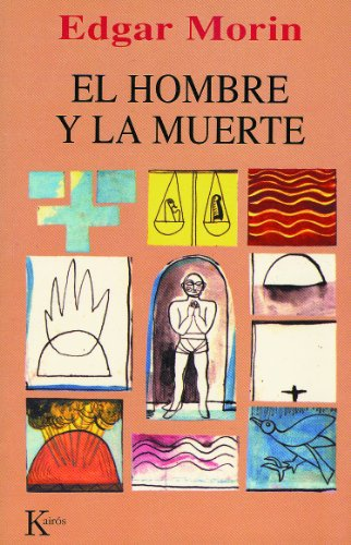 9788472453159: El Hombre y La Muerte (Spanish Edition)