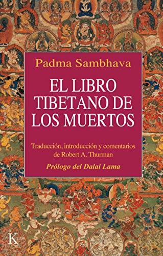 9788472453319: El libro tibetano de los muertos (Spanish Edition)