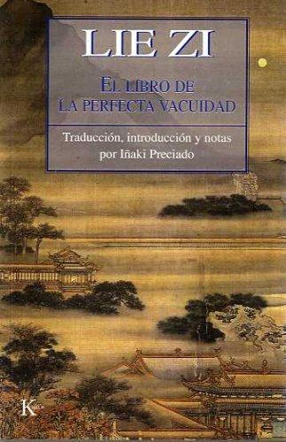 9788472453364: Lie Zi: El libro de la perfecta vacuidad (Clásicos)