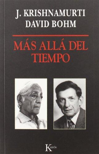 9788472453555: Mas Alla del Tiempo (Spanish Edition)