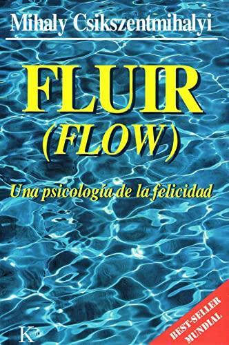 9788472453722: Fluir (Psicología)