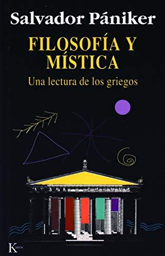 Filosofia Y Mistica: Una Lectura de los: Paniker, Salvador