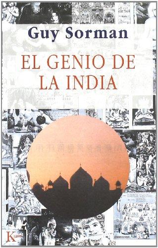 9788472455160: El genio de la India (Ensayo (kairos))