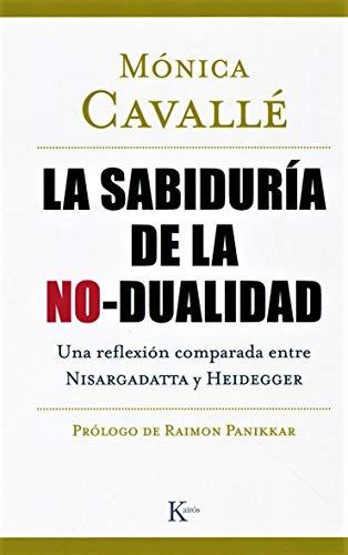 9788472456822: La Sabiduría De La No-Dualidad (Sabiduría Perenne)