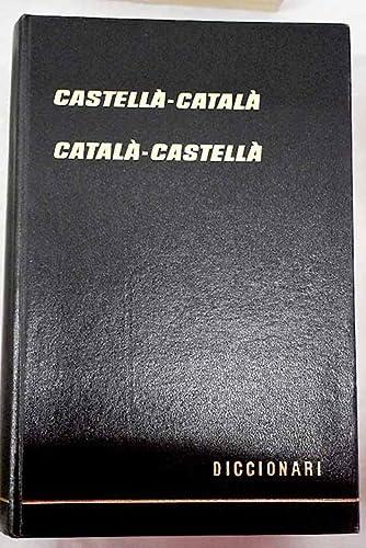 9788472460560: Diccionari Castella Catala Catala Castel