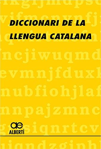 9788472460812: Diccionari de la llengua catalana (Diccionaris)