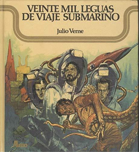 Veinte mil leguas de viaje submarino: Verne, Jules: