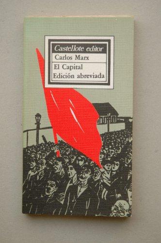 EL CAPITAL. Edición abreviada.: CARLOS MARX