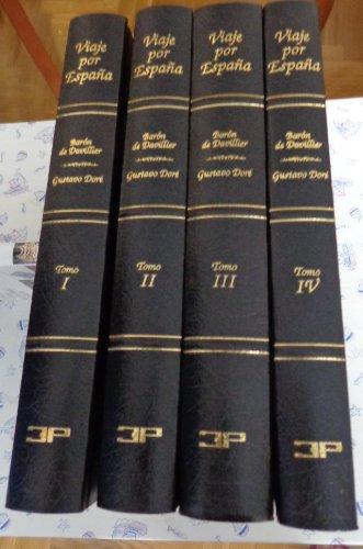9788472731455: Viajes por España (4 vols.)