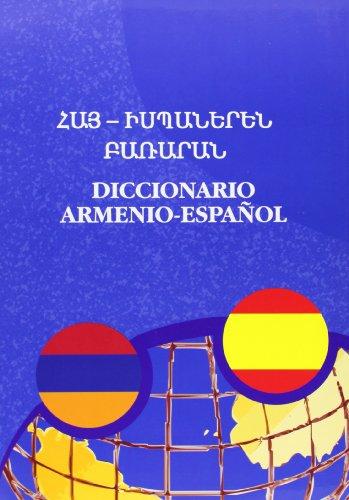 9788472742888: Diccionario armenio-español