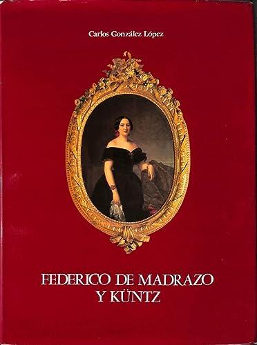 9788472760011: Federico de madrazo y kuntz