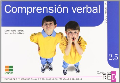 9788472781849: Comprensión verbal, seguimiento (Refuerzo y desarrollo de habilidades mentales básicas)
