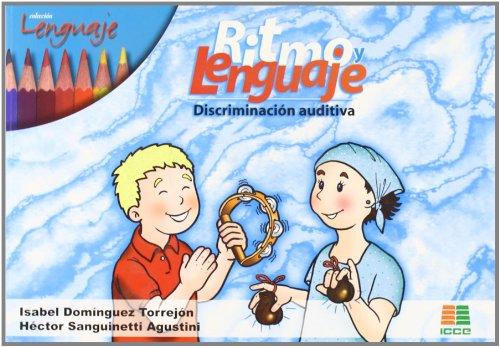 9788472782525: Ritmo y lenguaje : discriminación auditiva