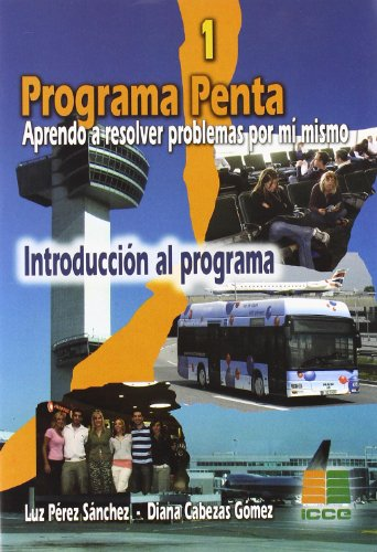 9788472783348: Programa Penta, aprendo a resolver problemas por mi mismo